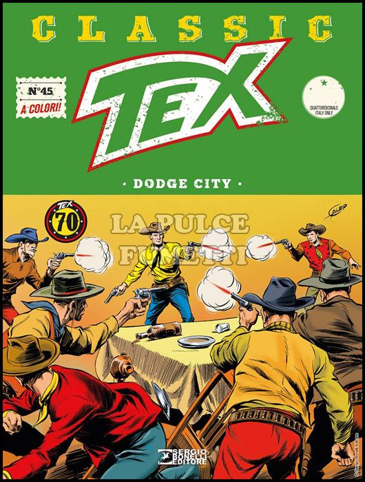 TEX CLASSIC #    45: DODGE CITY