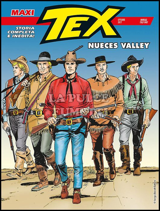 TEX MAXI #    21: NUECES VALLEY
