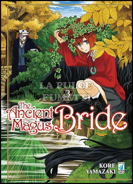MITICO #   231 - THE ANCIENT MAGUS BRIDE 3