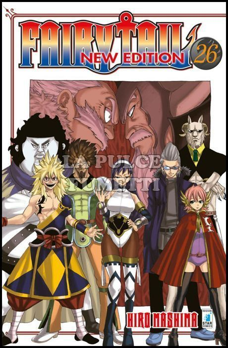 BIG #    26 - FAIRY TAIL NEW EDITION 26