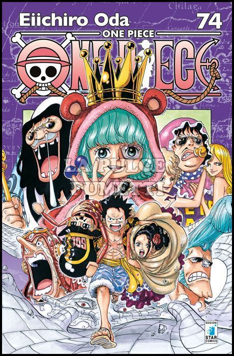 GREATEST #   211 - ONE PIECE NEW EDITION 74