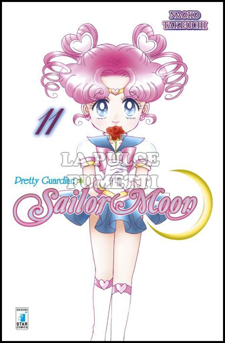 PRETTY GUARDIAN SAILOR MOON NEW EDITION #    11