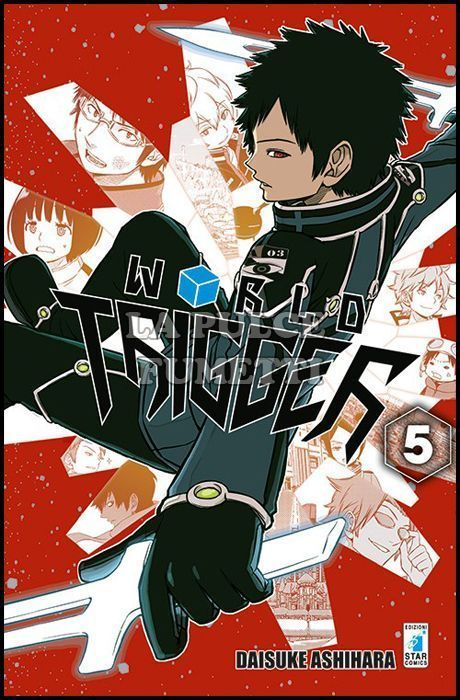 STARDUST #    45 - WORLD TRIGGER 5