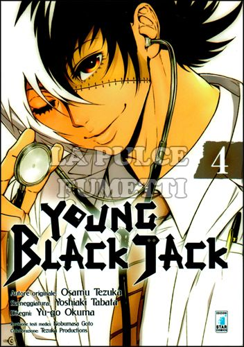 MUST #    44 - YOUNG BLACK JACK 4