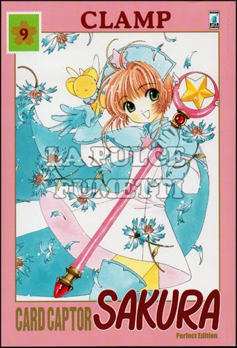 FAN #   154 - CARD CAPTOR SAKURA PERFECT EDITION 9