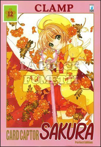 FAN #   157 - CARD CAPTOR SAKURA PERFECT EDITION 12