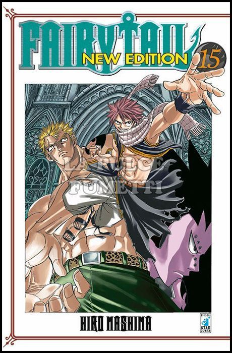 BIG #    15 - FAIRY TAIL NEW EDITION 15
