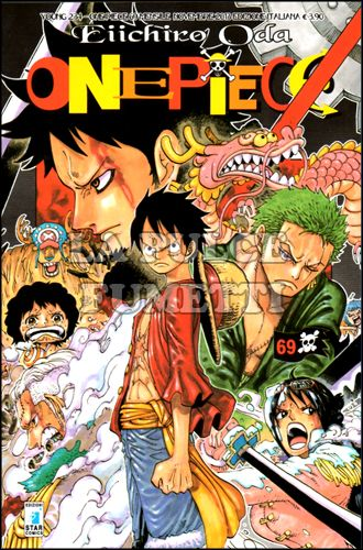 YOUNG #   234 - ONE PIECE 69