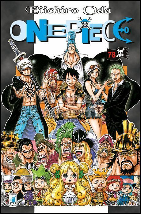 YOUNG #   262 - ONE PIECE 78