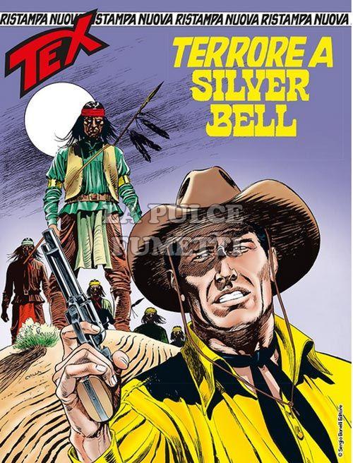 TEX NUOVA RISTAMPA #   422: TERRORE A SILVER BELL