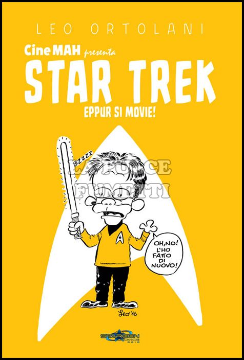 CINEMAH PRESENTA - STAR TREK: EPPUR SI MOVIE!