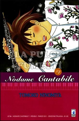 UP #    86 - NODAME CANTABILE  7