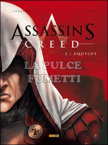 ASSASSIN'S CREED CARTONATO #     2: AQUILUS