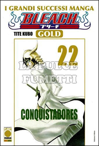 BLEACH GOLD DELUXE #    22