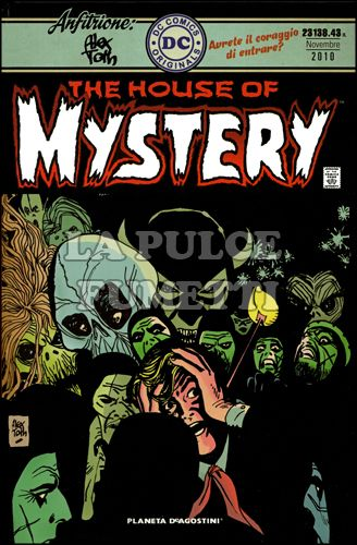 HOUSE OF MYSTERY - CLASSICI DC #     3 - ALEX TOTH