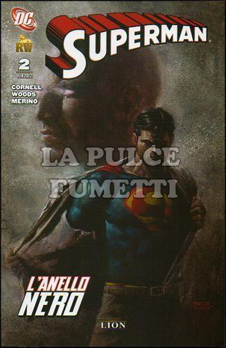 SUPERMAN: L'ANELLO NERO #     2