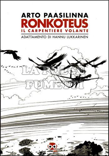 RONKOTEUS - IL CARPENTIERE VOLANTE