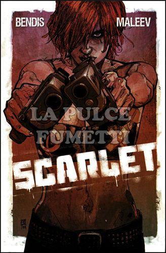 SCARLET #     1