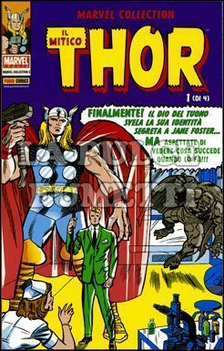 MARVEL COLLECTION #     5 - THOR  1