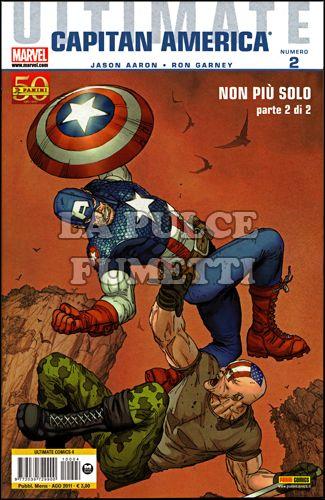 ULTIMATE COMICS #     4 - ULTIMATE CAPITAN AMERICA 2 (DI 2)